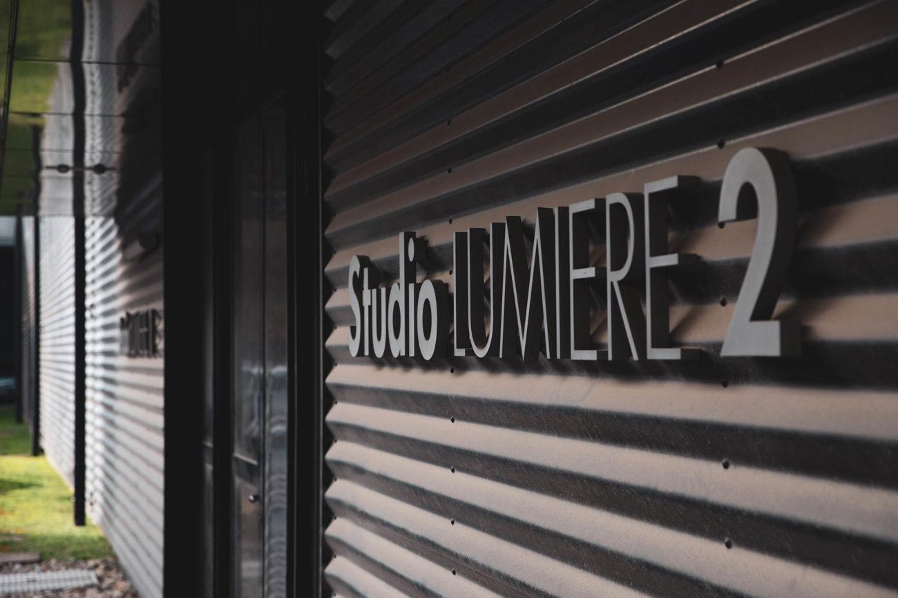 Vue du bâtiment Studio Lumière 2